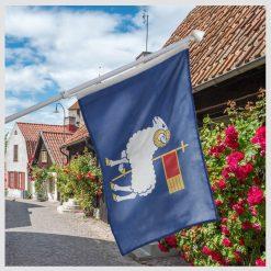 Fasadeflagg